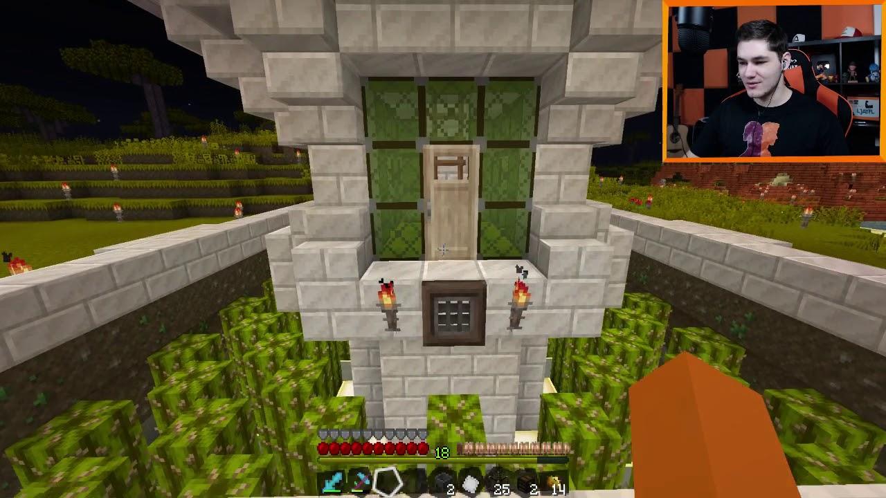 """Minecraft #280 –  """"Tajemnicza skrzynia?!"""""""