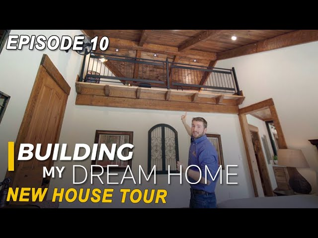 Ep 10 Building My Dream Home New House Tour Design Ideas Tips Youtube