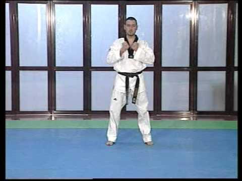 Taekwondo Pumses Taeguk(ireno Fargas).mpg