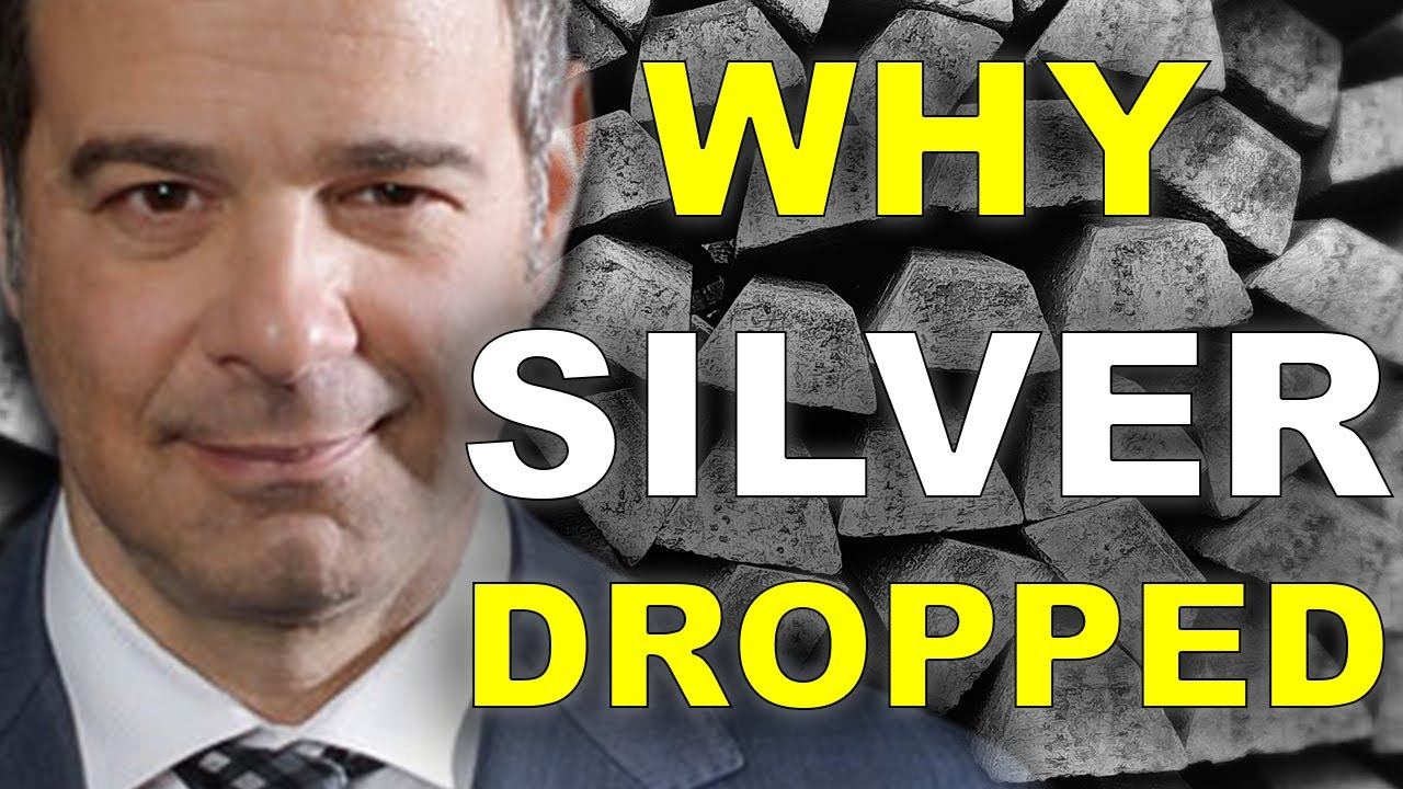 Why Silver Dropped   Andy Schectman