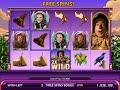 Wizard of Oz Bonus Round Free Spins Slot Machine Casino ...