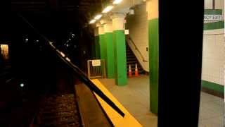 Boston Subway Ride to Arlington (Green Line)