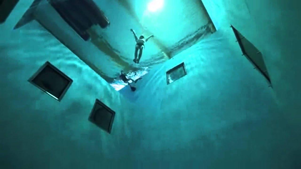 Resultado de imagen para piscina mas profunda del mundo