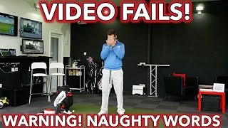 FAILS!!! WARNING - This video contains some naughty language