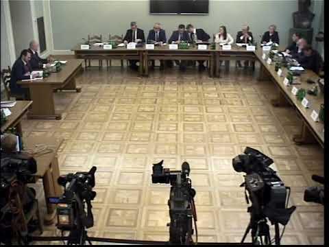 Komisja śledcza Ds. VAT – Przesłuchanie B. Szefa CBA Pawła Wojtunika Cz.2.