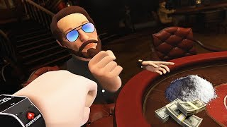 This VR POKER GAME is AMAZING - POKERSTARS VR