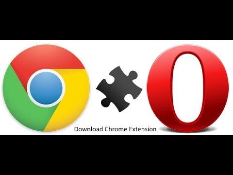Как установить расширения для Chrome в браузере Opera