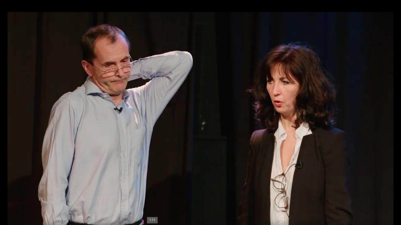 Manager dans l'incertitude : extrait de notre pièce de théâtre interactive.