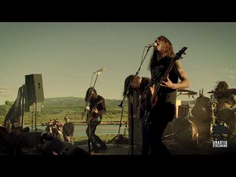 Wayfarer live at Fire in the Mountains on June 30, 2018