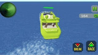 Power Boat Transport Simulator Android Game