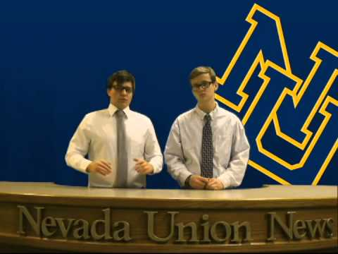 Nevada Union High School Friday News 2/6/15