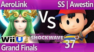 SW 37 Wii U - AeroLink (Palutena) vs SS | Awestin (Ness) - Grand Finals