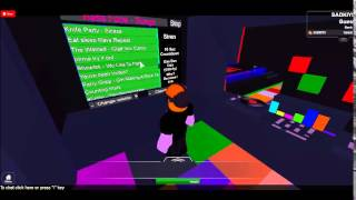 Showcasing Dubstep Ids In Roblox