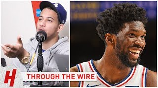 Joel Embiid Unhappy? Bucks Big Plan | Through The Wire Podcast
