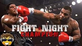 Fight Night Champion Mike Tyson vs Muhammad Ali  Gameplay Xbox360