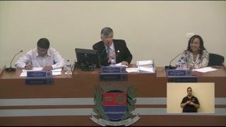 41ª Sessão Ordinária - Câmara Municipal de Araras
