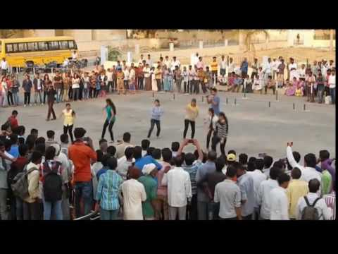FLASHMOB IN RAICHUR | PART-1 | By MEDICAL STUDENTS of RIMS | AWESOME PERFORMANCE...