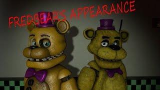 ''Series'' Backstage - Character Appearance - Fredbear | Bertbert thumbnail