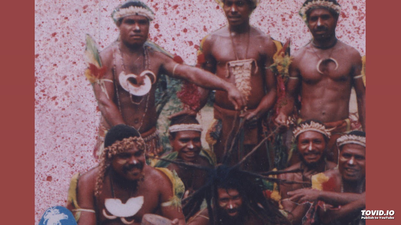 PNG Oldies: Old Dog and the Offbeats - Purpur Ya