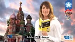 РЖАКА!! Иностранцы учат русский перед олимпиадой Сочи 2014!