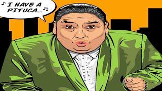 La Pituca (en inglés) - Tongo y su grupo imaginación