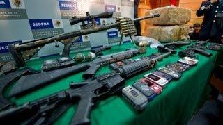 Mexican Cartels: Los Zetas