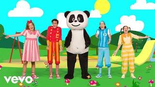 Panda e Os Caricas - Cinco A Brincar