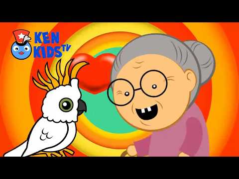 Lagu Burung Kakak tua Lagu anak Indonesia Nursery Rhymes Ken KidsTV