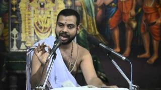 Sri Raghavendra Vijaya - Day 01 - 12 Mar 2016 - Vid. Bhimasenachar Guttal