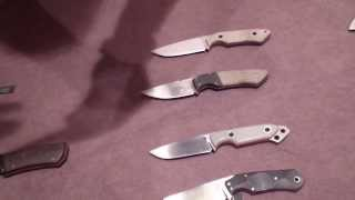 Steffen Bender Knives - NYCKS 2013
