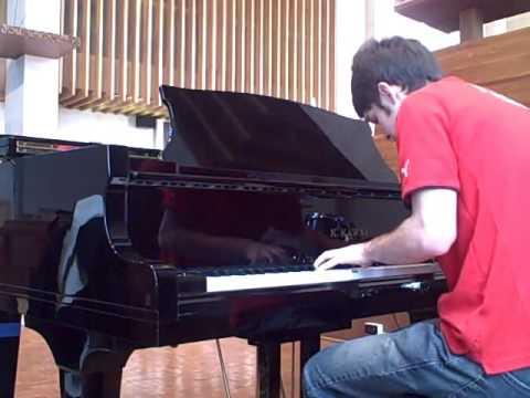 Dan Balan - Crazy Loop (Piano Cover)
