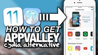 How To Get APPVALLEY On iOS 11 Tweaked Apps - Hacked Apps - Cydia Apps