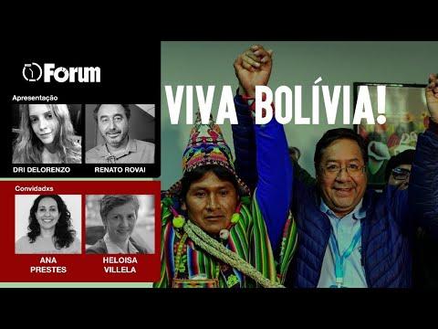 Candidato de Evo derrota golpistas e resgata democracia na Bolívia