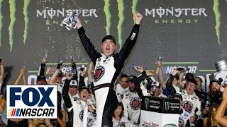 Kevin Harvick wins All-Star Race as domination continues | 2018 All-STAR RACE | FOX NASCAR