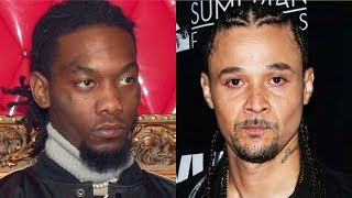 Police Come to Bizzy Bone's House After He Does This To Offset On Camera?!?!