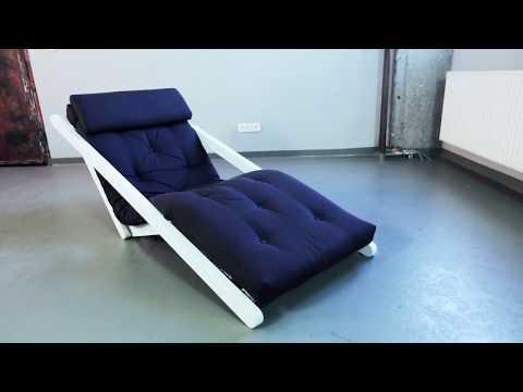 Кресло Шезлонг Для Дома Art-Puf