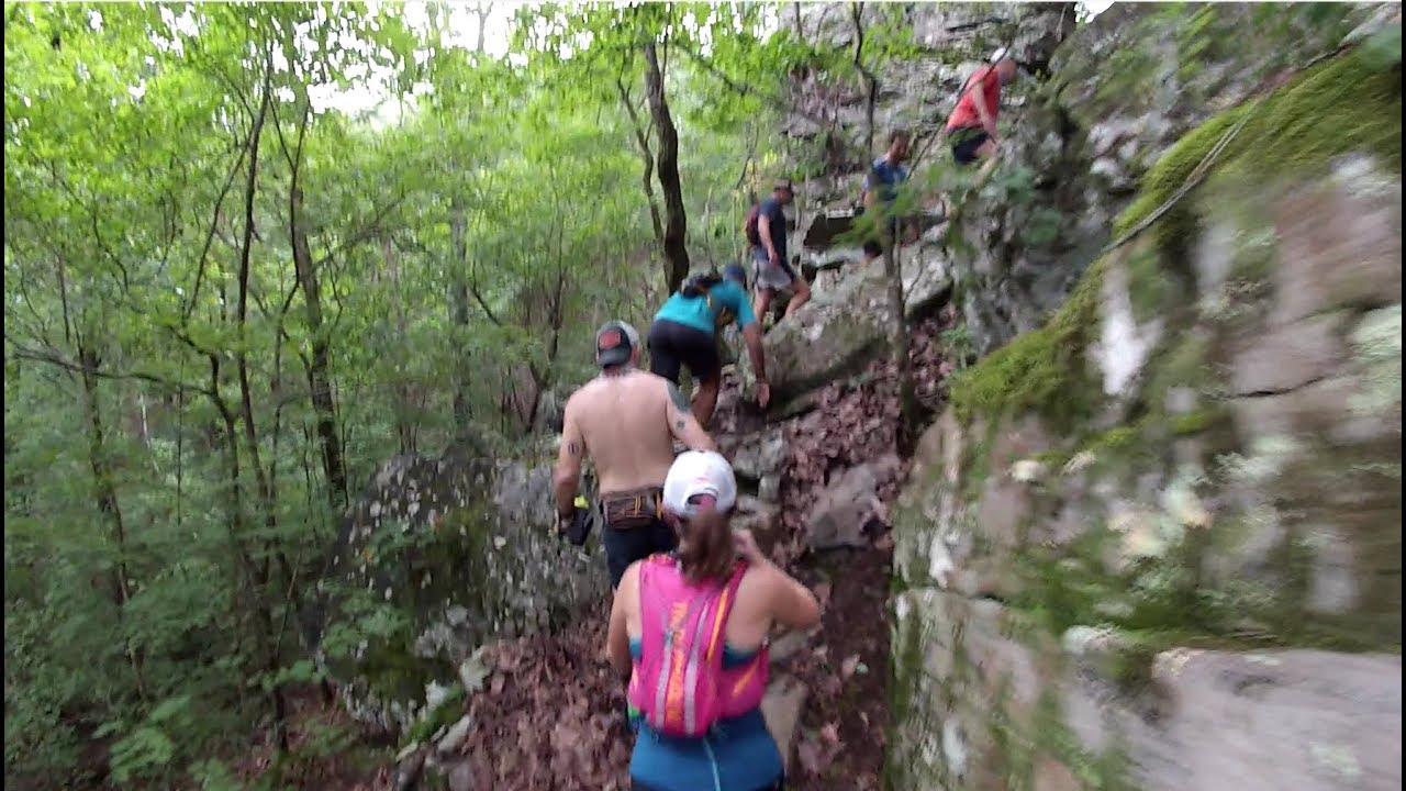 Blood Rock 100 Oak Mountain State