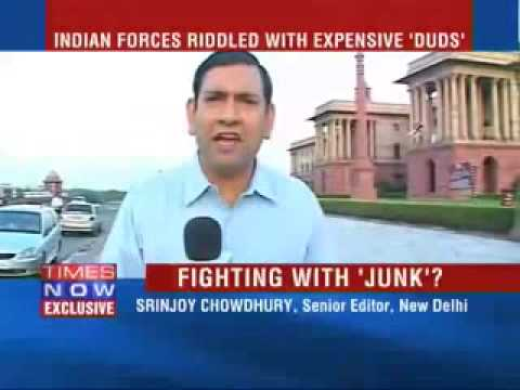 Exclusive Junk weapons in defence fleet News