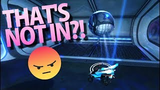 THE WORLD'S WORST ROCKET LEAGUE PLAYER! (Rocket League Funny Moments #1)