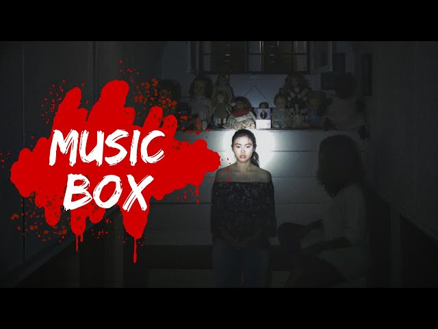 MUSIC BOX (Horror short film)