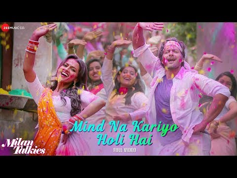 Mind Na Kariyo Holi Hai - Full Video | Milan Talkies | Mika Singh & Shreya Ghoshal | Ali & Shraddha