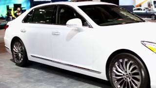 G90 - Exterior Design | Genesis Motors Canada