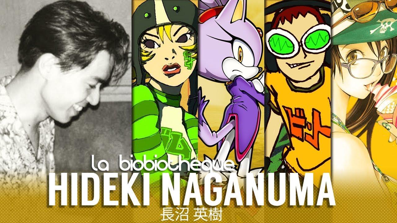 Resultado de imagen para Hideki Naganuma