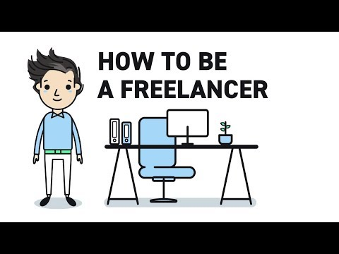 How To Be A Freelance Artist, Freelance Graphic Designer, Freelance Writer, Freelance Web Designer