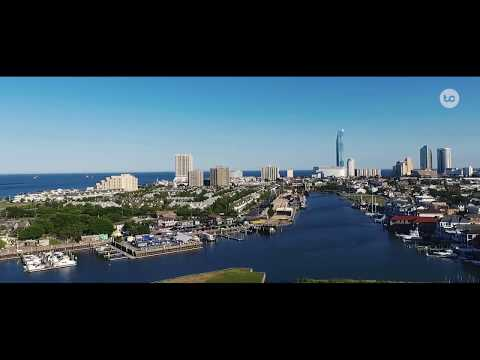 Sailing Delaware to Atlantic City  Sandpiper   Sea and Rose Project  EP 1