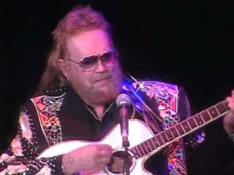 David Allan Coe The Ride And Long Haired Redneck Live