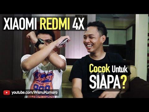 Xiaomi Redmi 4X: Cocok Untuk Siapa? #CurhatGadget from YouTube · Duration:  8 minutes 24 seconds