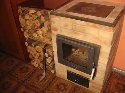 Оригинальная печь для дома The original stove for home