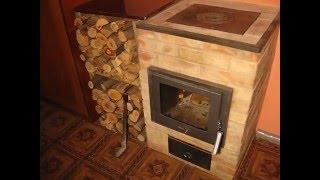 Оригинальная печь для дома The original stove for home(Компактная эффективная печь своими руками., 2016-02-15T16:33:49.000Z)
