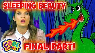 Sleeping Beauty - Part 6 |  FINAL CHAPTER! Story Time with Ms. Booksy | Cartoons for Kids
